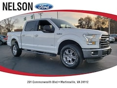 Used 2016 Ford F-150 XLT Truck for Sale in Martinsville near Collinsville, VA