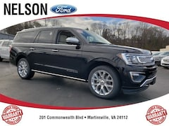 New 2018 Ford Expedition Max Platinum SUV for Sale in Martinsville, VA