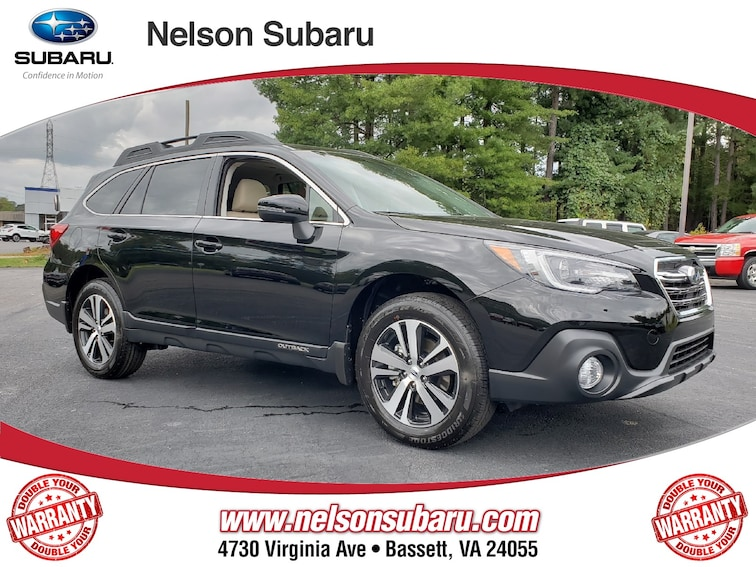 New 2019 Subaru Outback 2.5i Limited SUV near Martinsville