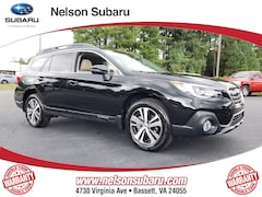 New 2019 Subaru Outback 2.5i Limited SUV S2822 for sale near Martinsville, VA