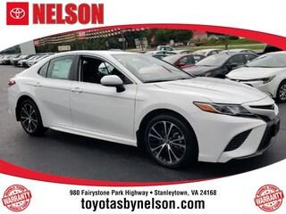 New 2020 Toyota Camry SE Sedan