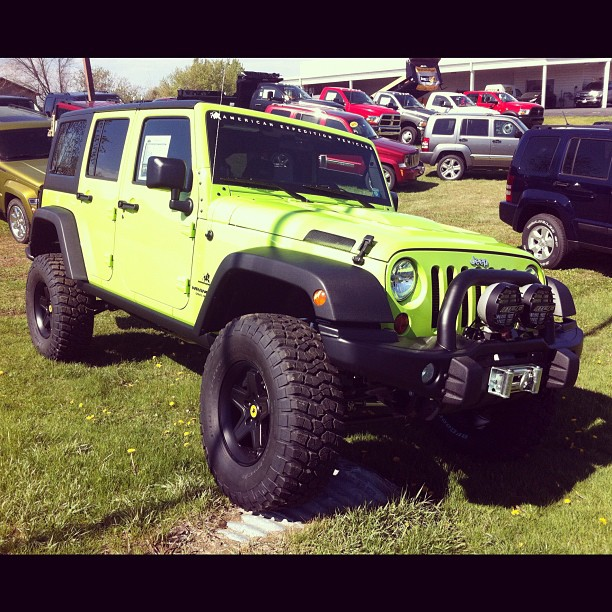 New Lifted AEV Jeeps! | Nemer Chrysler Jeep Dodge Ram