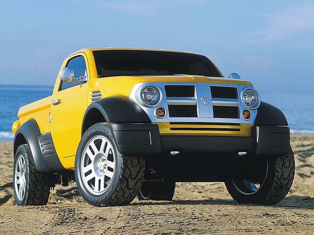 Truck buyers may soon have another option when it comes to picking out a new ride a newer smaller more affordable pickup could be in chrysler s future