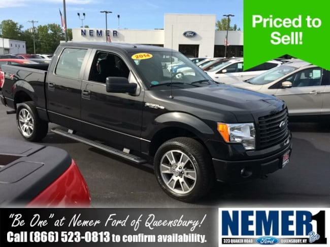 2014 Ford F-150 Supercrew 4WD Truck SuperCrew Cab