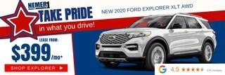 New Ford Explorer Specials