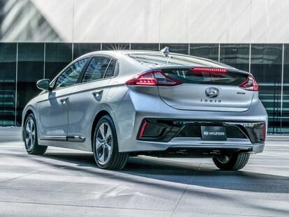 Hyundai Ioniq Ev >> New 2019 Hyundai Ioniq Ev For Sale In Jamaica Ny Vin