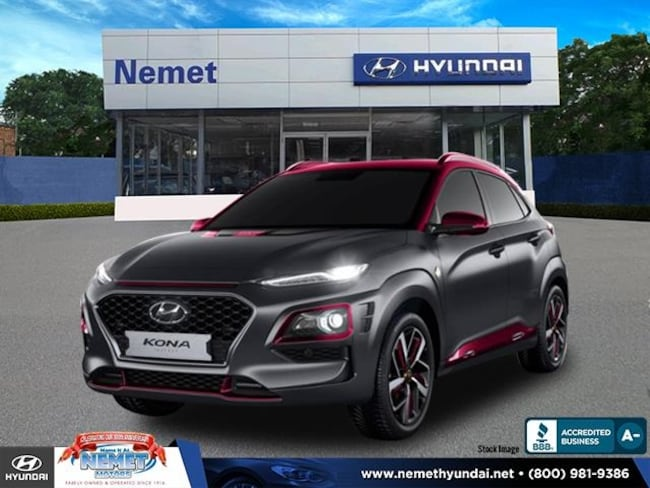 New 2019 Hyundai Kona Iron Man Utility in Queens