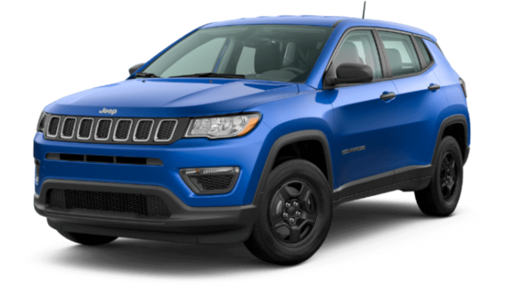 2020 Jeep Compass Trim Levels Sport Vs Latitude Vs Limited