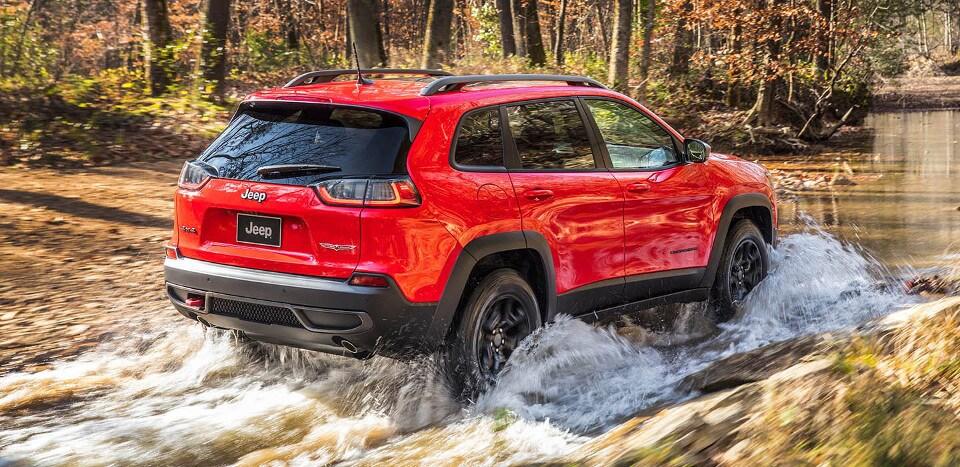 2019 Jeep Cherokee Trims: Latitude vs. Limited vs ...