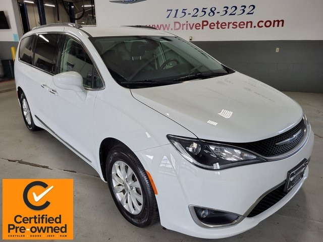 2018 Chrysler Pacifica Minivan/Van