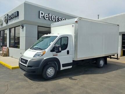 2020 Ram ProMaster 3500 Cutaway Truck
