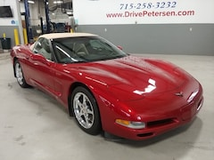 2004 Chevrolet Corvette Base Convertible