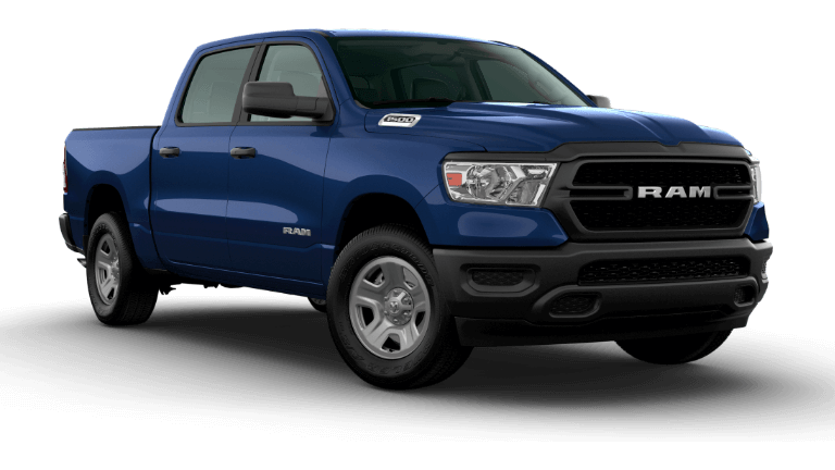 20Ram-1500 Tradesman in PatriotBlue