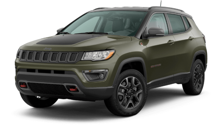 Blue Knob Auto Inventory >> 2020 Jeep Compass Trim Levels: Sport vs. Latitude vs. Limited