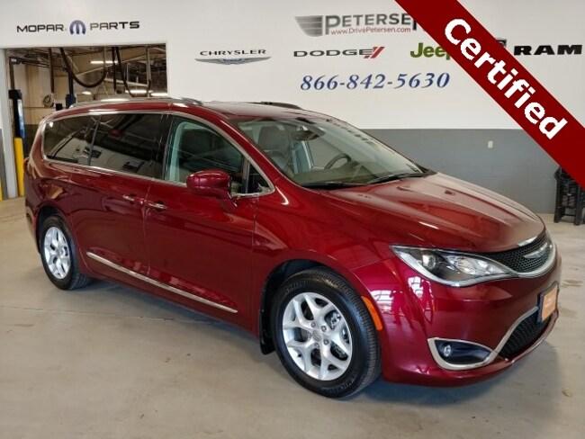 2017 Chrysler Pacifica Touring L Plus Minivan/Van