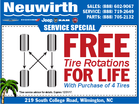 Neuwirth motors new dodge jeep fiat chrysler ram Neuwirth motors in wilmington nc