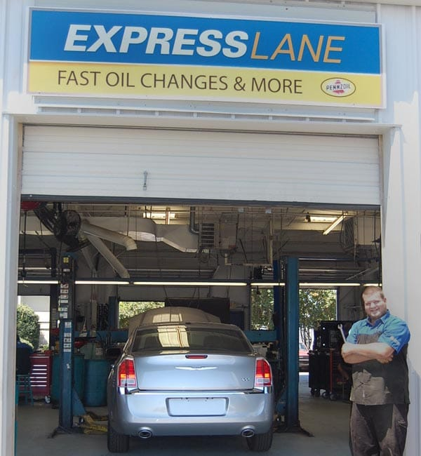 Auto service express lane at wilmington 39 s neuwirth motors Neuwirth motors in wilmington nc