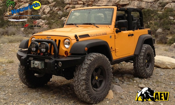Aev Jeep For Sale >> American Expedition Vehicles At Neuwirth Chrysler Dodge Jeep