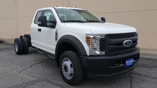2019 Ford F-450 Chassis XL Cab and Chassis