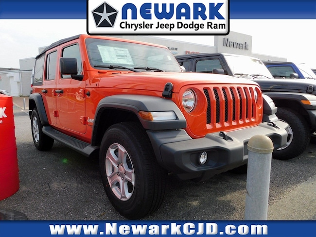 8ab2611d New 2018 Jeep Wrangler in Delaware - Newark Chrysler Jeep Dodge