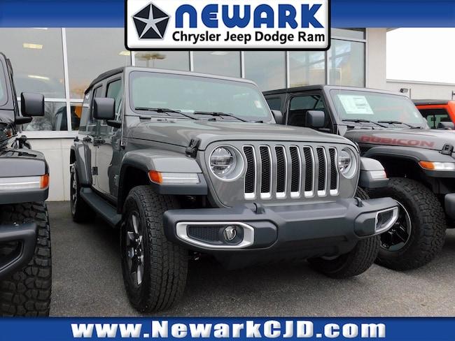 Dodge Dealers In Delaware >> New 2019 Jeep Wrangler In Delaware Newark Chrysler Jeep Dodge