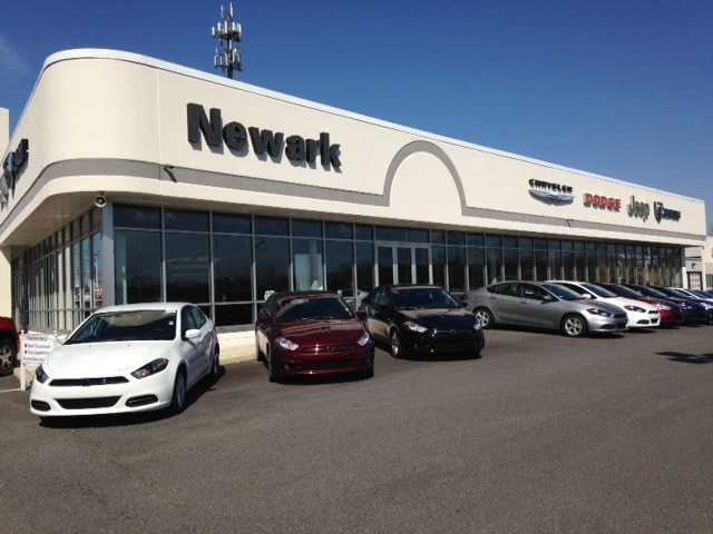 Newark Chrysler Jeep Dodge Is Proud To Serve Newark With Quality Chrysler,  Dodge, And Jeep Vehicles. With Models Like The New Jeep Cherokee, Jeep  Wrangler, ...