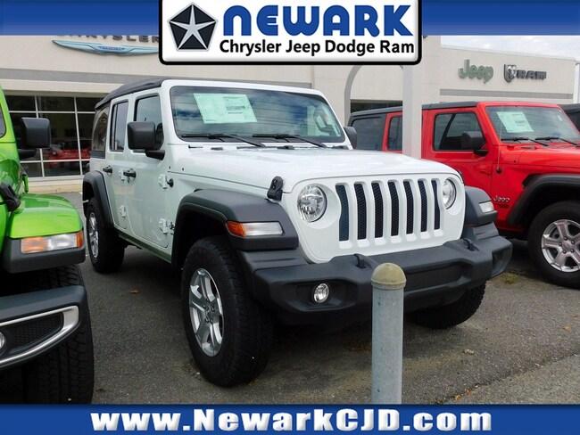 200eee8c New 2018 Jeep Wrangler in Delaware - Newark Chrysler Jeep Dodge
