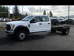 2017 Ford F-450 Super Duty XL Crew CAB 4X4 Chassis XL CREW CAB CHASSIS