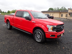 2018 Ford F-150 XLT 4x4 XLT  SuperCrew 6.5 ft. SB