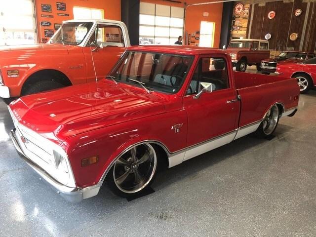 1968 Chevrolet Silverado 1500 Classic