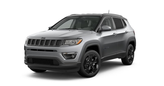 2019 Jeep Compass ALTITUDE 4X4 Sport Utility