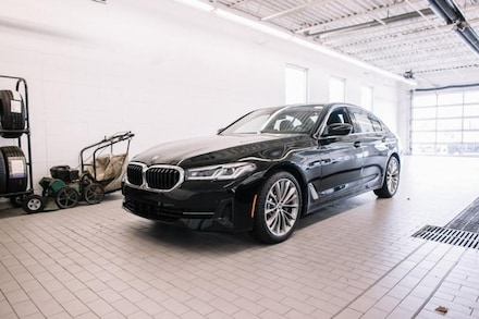 Featured 2021 BMW 530i xDrive Sedan for sale in O'Fallon, IL
