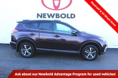 Certified Pre-Owned 2016 Toyota RAV4 XLE SUV for sale in O'Fallon, IL