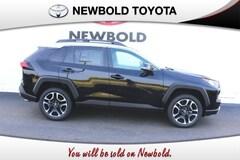 New 2019 Toyota RAV4 Adventure SUV for sale in O'Fallon, IL