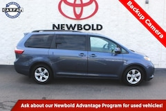 Certified Pre-Owned 2016 Toyota Sienna LE Van for sale in O'Fallon, IL