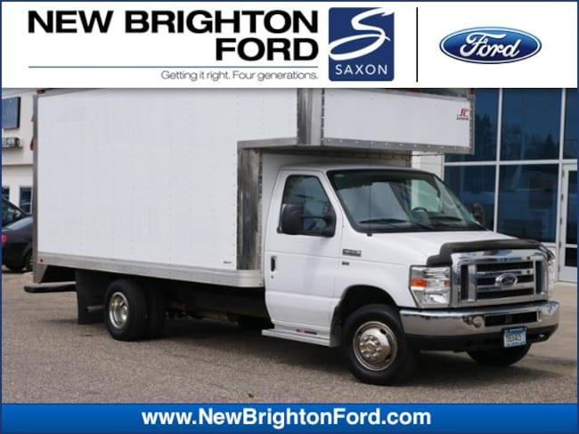 2010 Ford E-350 Cutaway Base Truck