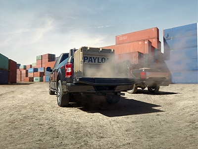 Max Towing On F  Xl Supercrew   L Ecoboost X And Max Trailer Tow Package Not Shown Class Is Full Size Pickups Under  Lbs