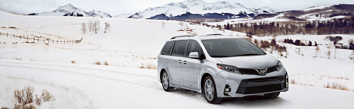 New Toyota Sienna near Newburgh NY