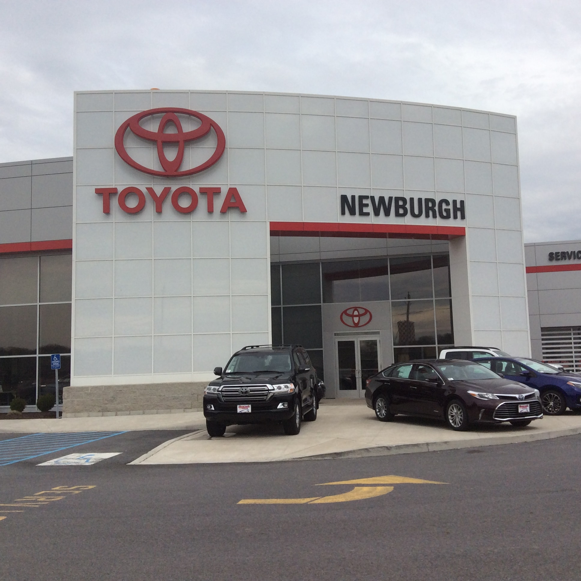 Newburgh Toyota New Used Cars Tundra Fuel Filter Location