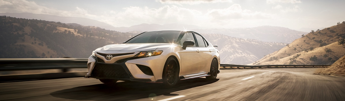 2020 Camry in Orange County