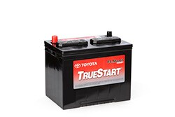 Toyota TrueStart Battery Replacement