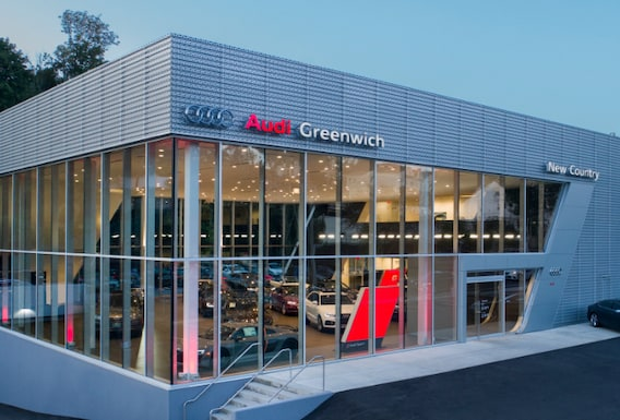 About New Country Audi Of Greenwich Audi Sales In CT - Audi greenwich