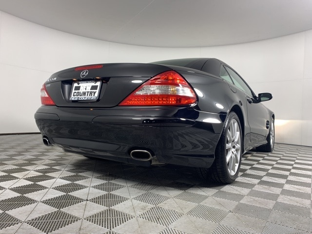 Preowned Used 2007 Mercedes-Benz SL-Class For Sale in CT - 7F131469A