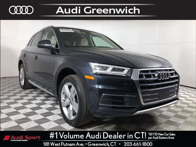 Used Audi Q5 Greenwich Ct