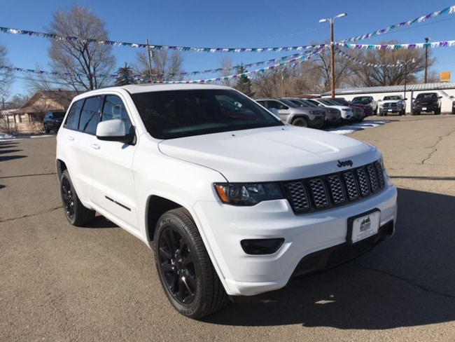 New 2019 Jeep Grand Cherokee ALTITUDE 4X4 Sport Utility in Cortez, CO