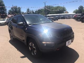 New 2018 Jeep Compass in Cortez, CO