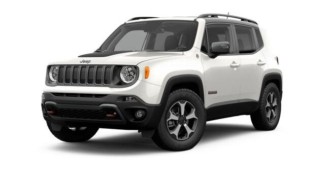 New 2019 Jeep Renegade TRAILHAWK 4X4 Sport Utility in Cortez, CO