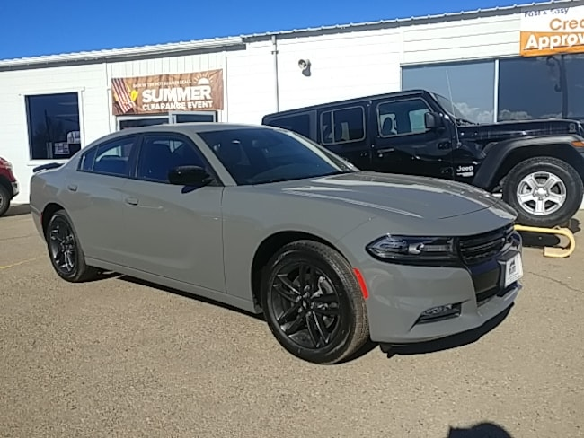 New 2019 Dodge Charger SXT AWD Sedan in Cortez, CO