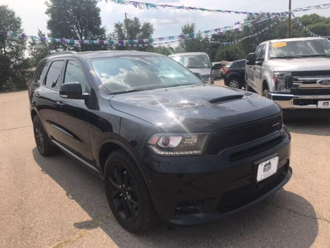 New 2018 Dodge Durango R/T AWD Sport Utility in Cortez, CO