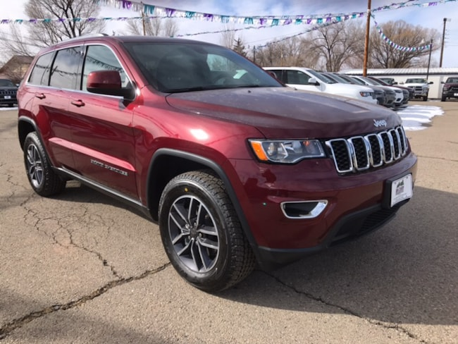 New 2019 Jeep Grand Cherokee LAREDO E 4X4 Sport Utility in Cortez, CO